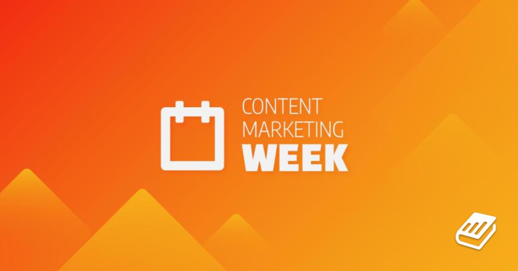 Inscrições para a Content Marketing Week estão abertas | Content Hackers